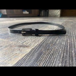 Thin H&M Fashion Belts